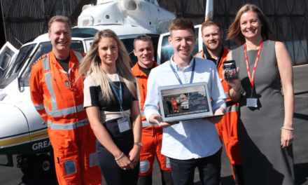 Geonet's digital rescue for Great North Air Ambulance Service