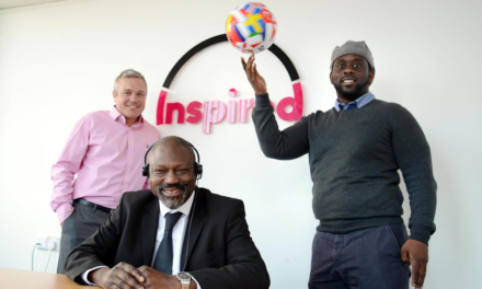 Inspired training programme helps long-term unemployed