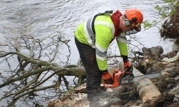 Flood support for Tyne Valley communities