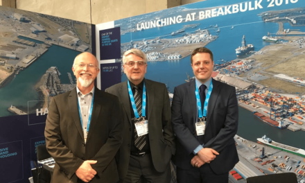 International Launch for PD Ports' New £35 Million Quay at Breakbulk