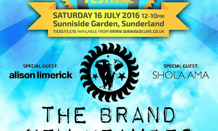 Entries are Open for a Chance to Perform at Sunniside Live