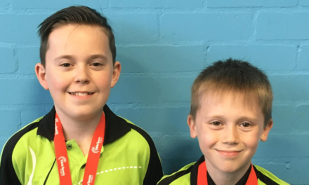 Siblings Success in National Regional Championships
