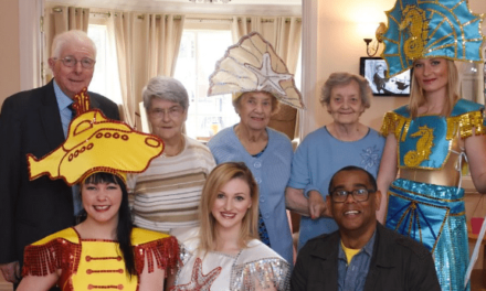 Making Waves At a Care Home