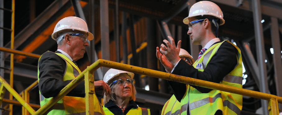 EU collaboration vital for world-leading steel innovation centre