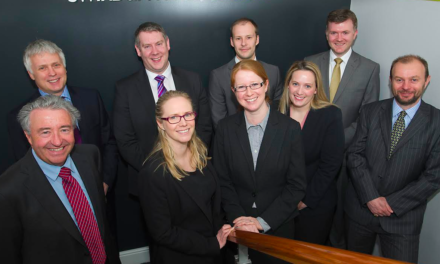 Leading law firm announces significant increase in turnover