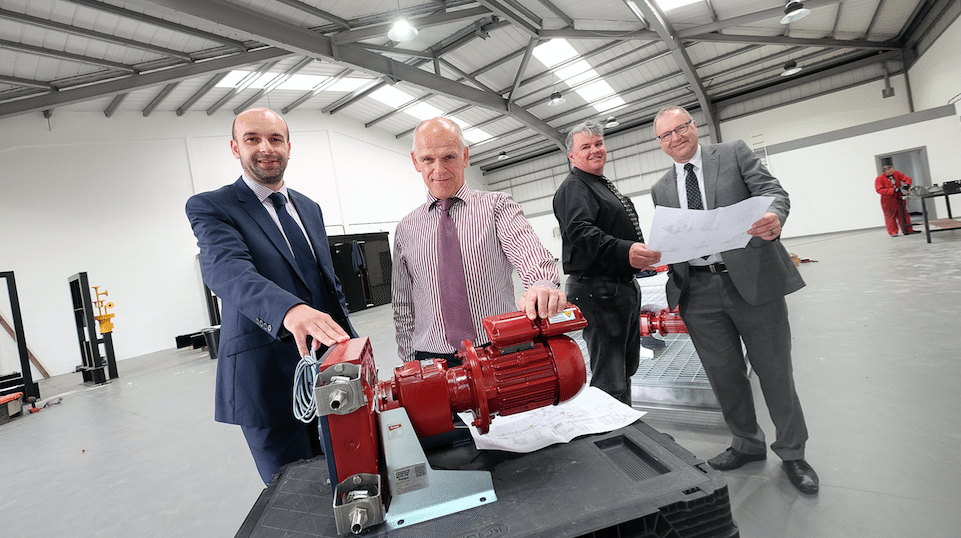 Darlington business park goes from strength to strength