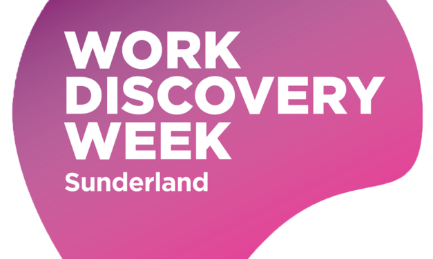 Work Discovery Week launches with robots dancers and bridge building