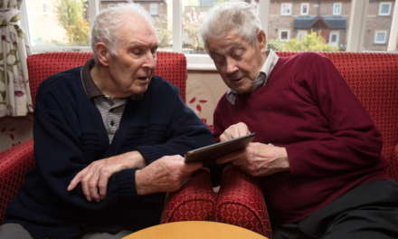 Lottery grant for Hartlepool care home