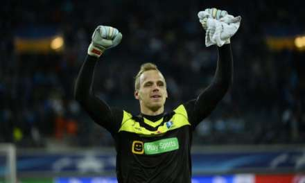 Newcastle United have completed the signing of goalkeeper Matz Sels from Belgian side Gent