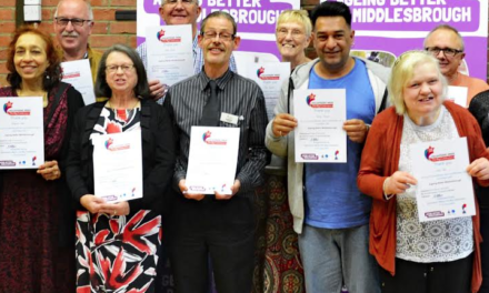 Volunteers Celebrated For Role In Stigma Campaign