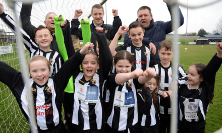 New facilities win funding at Alnwick Town AFC