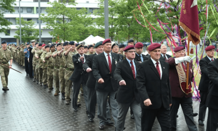 All Welcome at Middlesbrough Armed Forces Day