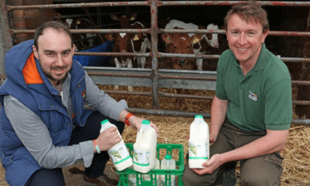 Organic dairy keeps young sportsmen at the top of their game