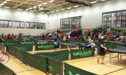 Bishop Auckland Table Tennis Club