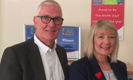 North East charity appoints first CEO