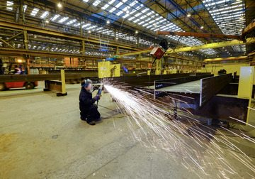 Darlington steelwork company expands global presence