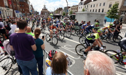 Stockton cycling festival 2016 is a hit