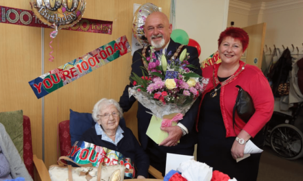 100th birthday the highlight of National Care Home Open Day
