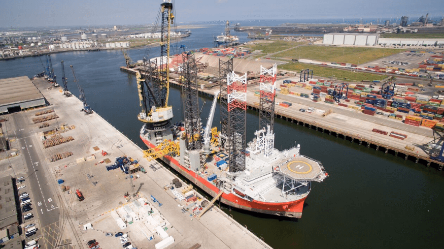 PD Ports Attracts Supersized Offshore Vessels to its Upgraded £35 Million Quay at Teesport
