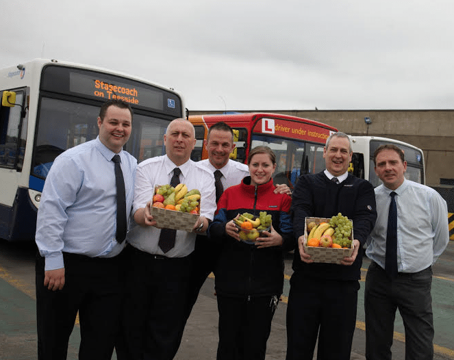 Local Bus Operator Drives Green Focus forward with Eco Activities across the North East