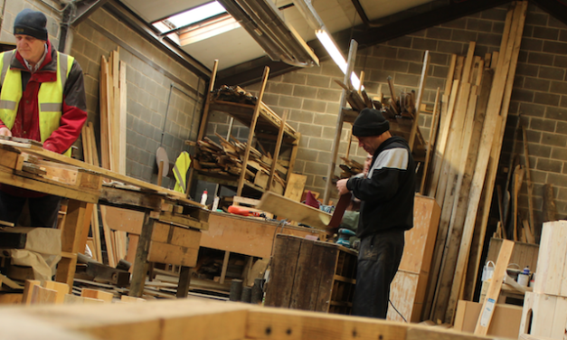 Social enterprise's recycling project achieves successful first year