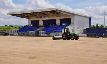 Bishop Auckland FC honour late fan as club announce £43,000 grant success
