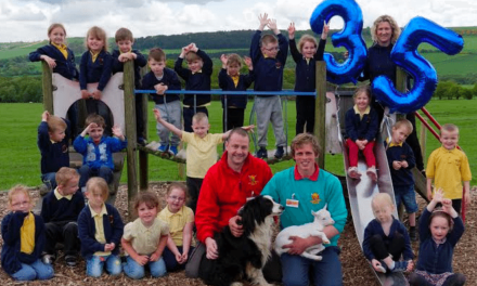 Hall Hill Farm Celebrates 35 Years as a Top Tourist Attraction