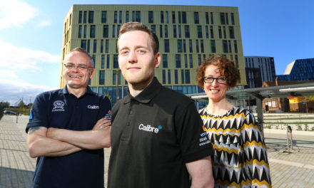 New appointments support growth at Newcastle IT firm Calibre