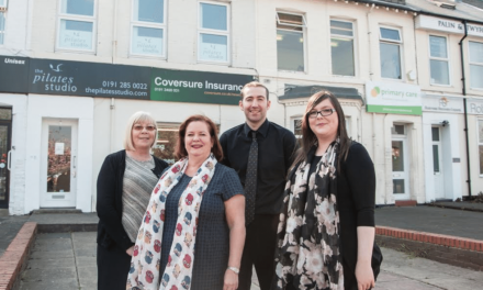 Award-winning insurance broker moves into new premises