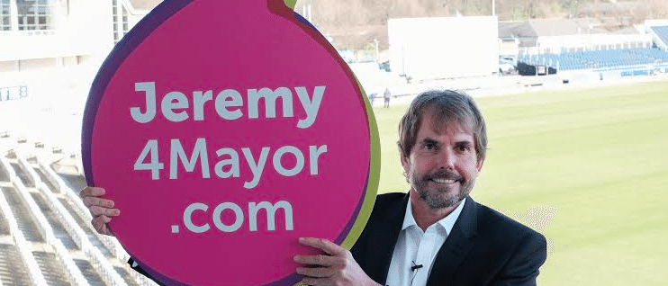 North East mayoral candidate resigns from Conservative Party