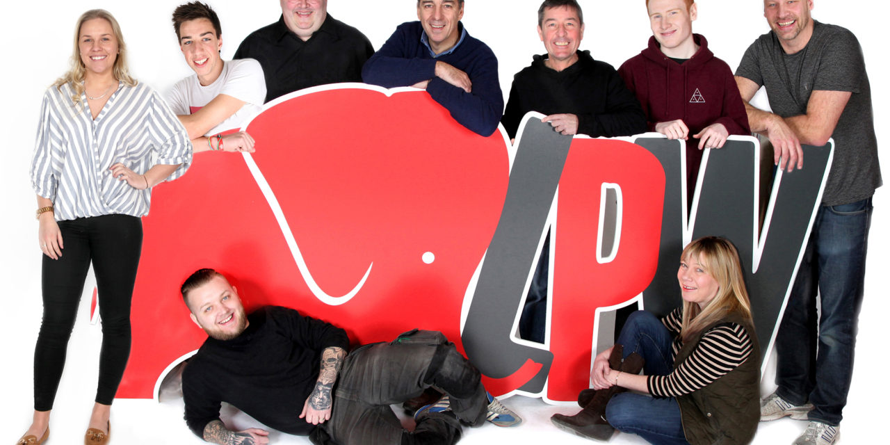 Rebrand and online investment marks new growth phase for specialist printing firm