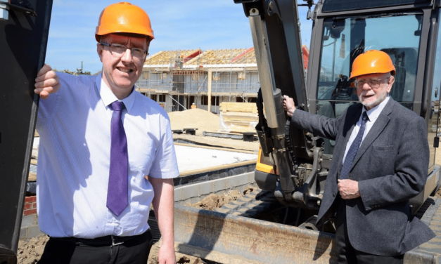 Building for the community in Boldon Colliery