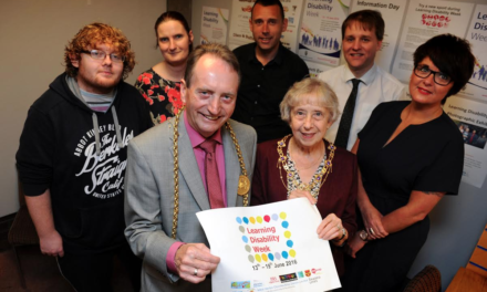 Mayor Launches Learning Disability Week