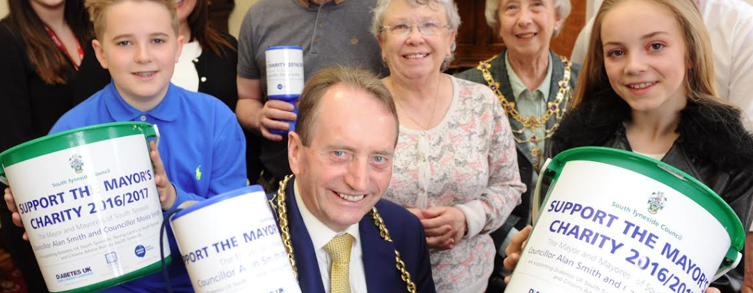Support The Mayor's Charity