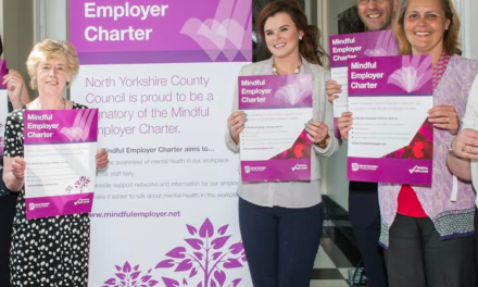 County Council Commits To Supporting Mental Health At Work