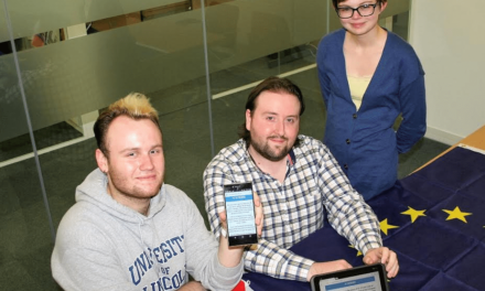 North East youth 'App-y' voting on EU Referendum