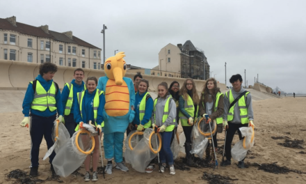 Young citizens get to action in Redcar