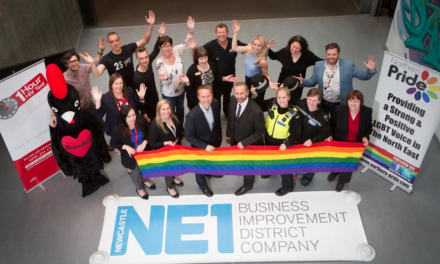 Businesses Backing LGBT event