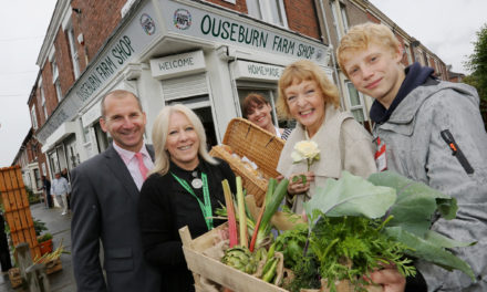 Ouseburn farm launches new service