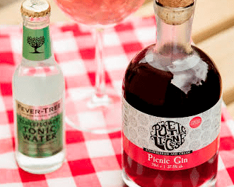 Packing up for Picnic Week with a Limited Edition Gin