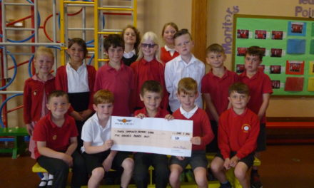Thirsk school wins grand gesture of £500 to support new outdoor playground facilities