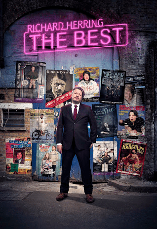 Experience 'The Best' in Comedy with Richard Herring