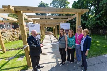 Thirteen Group invests in Hartlepool community gardens