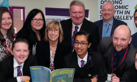 New careers scheme is launched across Tees Valley