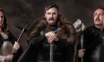 Graeme of Thrones comes to House Gala