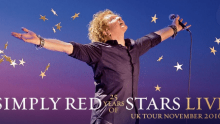 Simply Red 25 Years of Stars Live