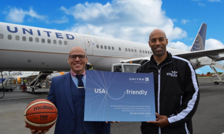 United's non-stop service is just Fabulous for Flournoy