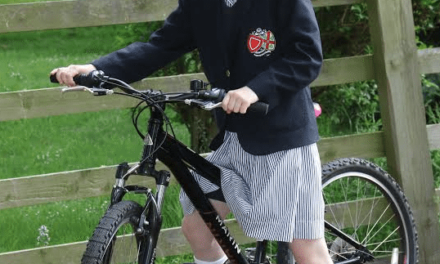 Heatwave mountain bike ride for charity reaches new heights