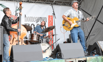Hambleton's Homegrown Food Festival announces live music plans and its 'Year of the Bee'