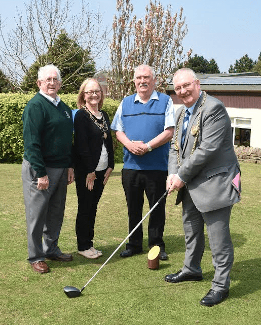 Golf Day Raises Funds for Charity
